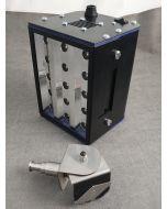 UV Flächenleuchte LED mit Stativadapter