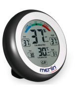 merlin® Komfort Thermo-Hygrometer TH-C