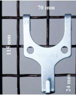 Temart M-Hang large, 44 x 105 mm