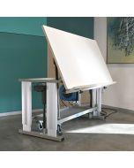 Abraflex - Multifunctional Studio Table 807, 240 x 150 cm