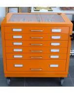 Drawer Cabinet, special colour (RAL)