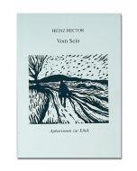 Heinz Hector: Vom Sein