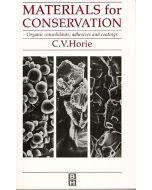 C. V. Horie: Materials for Conservation