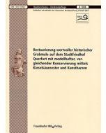 Christoph Reichenbach: Restaurierung wertvoller historischer Grabmale ...