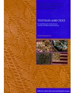 Maria Hayward and Elizabeth Kramer (Hrsg.): Textiles and Text