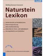 Günther Mehling / Albrecht Germann / Ralf Kownatzki: Naturstein Lexikon