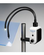 Swan Necked Light Guide, 2-armed for Schott Kaltlichtquelle KL 200 LED und 300 LED