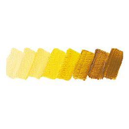 Mussini Artist's Resin Oil Colours Translucent Yellow, 35 ml