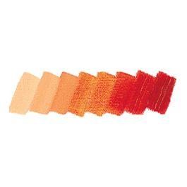 Mussini Artist's Resin Oil Colours Translucent Orange, 35 ml