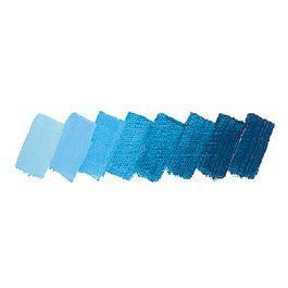 Mussini Artist's Resin Oil Colours Manganese-Cerulean Blue, 35 ml