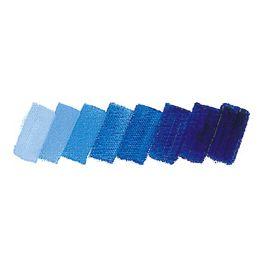 Mussini Artist's Resin Oil Colours Ultramarine Blue Light, 35 ml