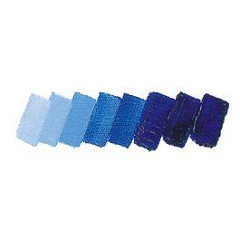Mussini Artist's Resin Oil Colours Ultramarine Blue Dark, 35 ml