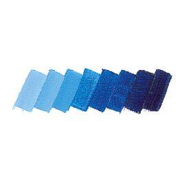 Mussini Artist's Resin Oil Colours Translucent Oriental Blue, 35 ml