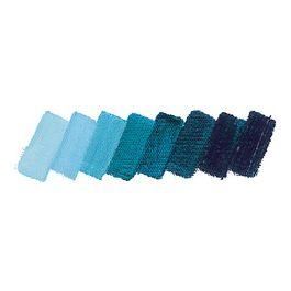 Mussini Artist's Resin Oil Colours Translucent Turquoise, 35 ml