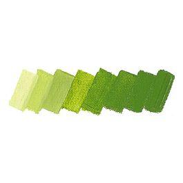 Mussini Artist's Resin Oil Colours Chrome Green Hue Light, 35 ml