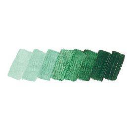 Mussini Artist's Resin Oil Colours Chrome Oxide Green Brilliant, 35 ml