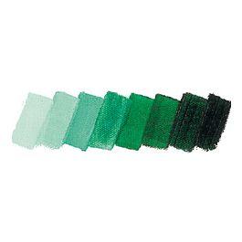 Mussini Artist's Resin Oil Colours Helio Green Dark, 35 ml