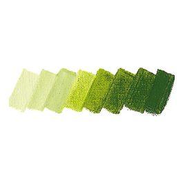 Mussini Artist's Resin Oil Colours Translucent Golden Green, 35 ml