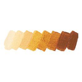 Mussini Artist's Resin Oil Colours Sienna Yellow, 35 ml
