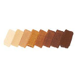Mussini Artist's Resin Oil Colours Dark Ochre, 35 ml
