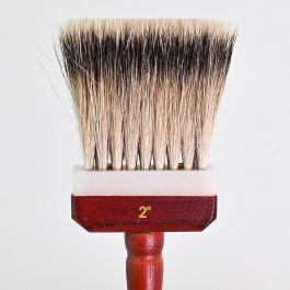 """Badger Hair Spreading Brush, size 2"""""""