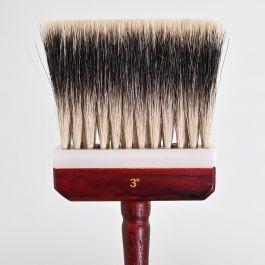 """Badger Hair Spreading Brush, size 3"""""""
