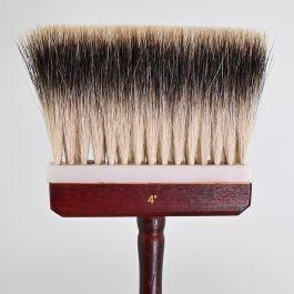 """Badger Hair Spreading Brush, size 4.0"""""""