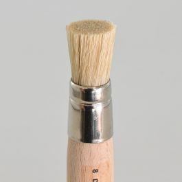 Stencil Stippler, short, size 8