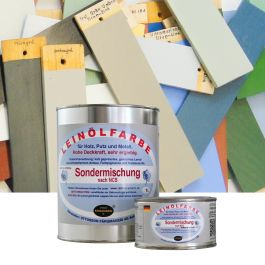 Ottosson Linseed Oil Paint, Special Order Shades 5 l
